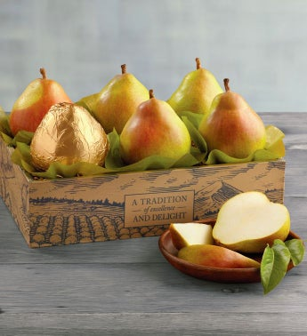 Organic Cream of the Crop Royal Riviera174 Pears