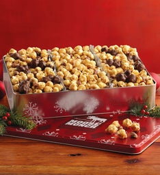Moose Munch® Premium Popcorn Trio Tin