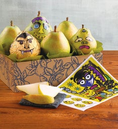 Halloween Pear Decorating Kit