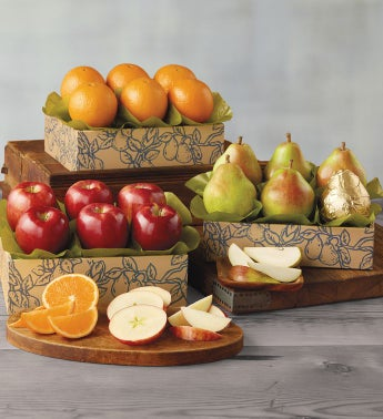 Triple Treat® Deluxe Fruit