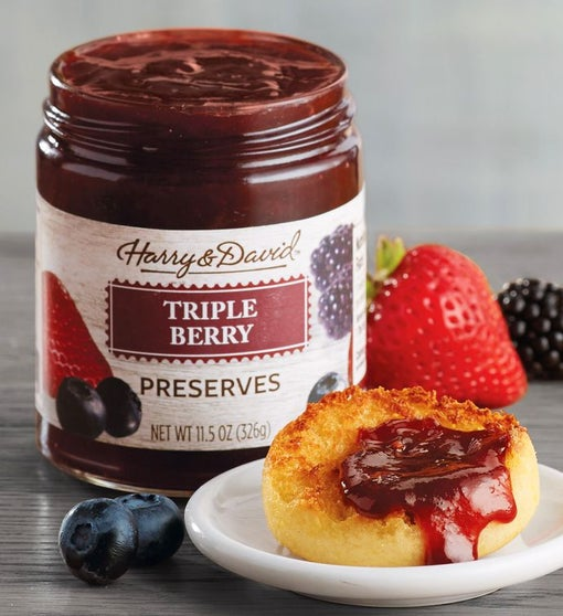 Triple Berry Preserves