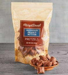 Milk Chocolate Peanut Butter Pretzel Bites (8 oz)