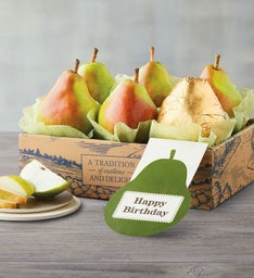 Happy Birthday Royal Verano Pears