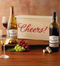 Cheers Wine Box Duo