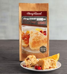 Orange Cranberry Scone Mix
