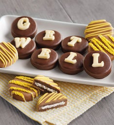Get Well Chocolate-Covered Cookies