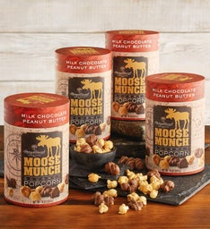 Limited Edition 4-Pack Peanut Butter Chocolate Moose Munch®