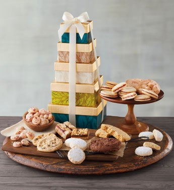 Tower of Cookies