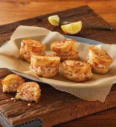 Crab Grilled Cheese Appetizers