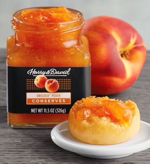 Oregold® Peach Conserves