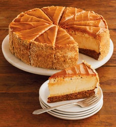 The Cheesecake Factory® Salted Caramel Cheesecake - 10""