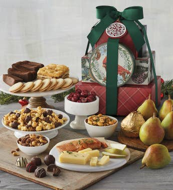 Tower of Treats174 Grand Holiday Gift