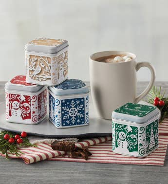 Hot Chocolate Assortment