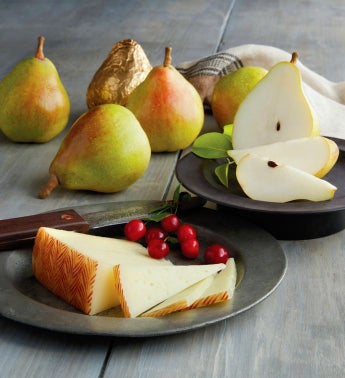 Royal Riviera174 Pears and Manchego Cheese