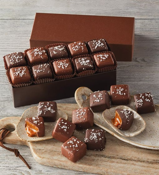 Sea Salt Caramels Gift Box