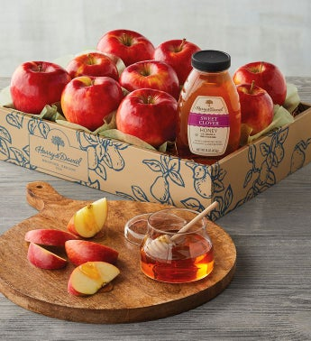 Apple and Honey Gift