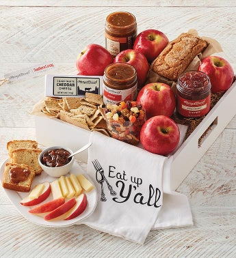 Southern Living Apple Gift Tray