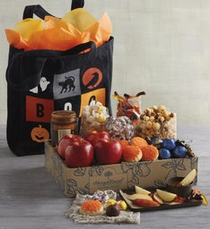 Deluxe Halloween Gift Box with Tote