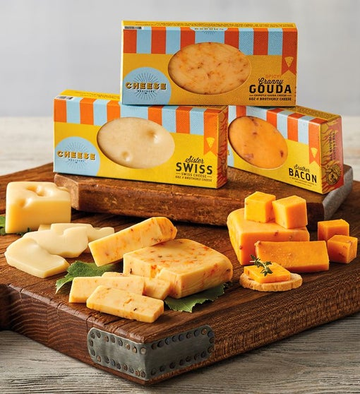Brothers' Cheese Assortment