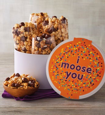 I Moose You Moose Munch174 Gift Tin