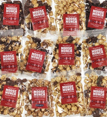Moose Munch174 Premium Popcorn 12-Pack