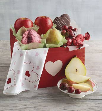 Valentine39s Day Gift Basket