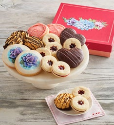 Spring Cookie Box