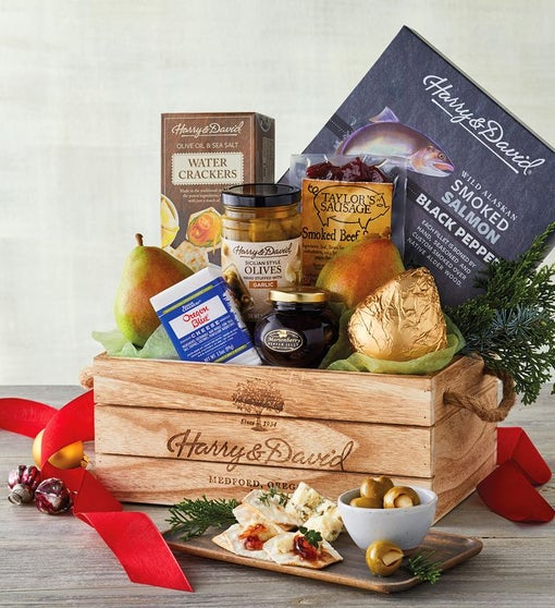Classic Northwest Inspirations Gift Basket