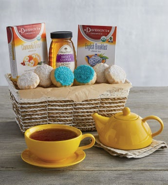 Mother39s Day Teatime Gift Basket