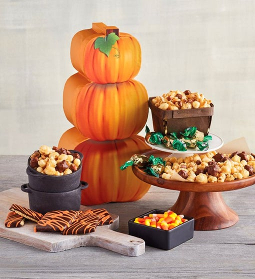 Sweet Pumpkin Gift Box