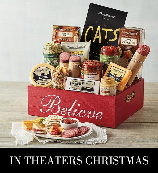 <i>CATS</i> Christmas Crate