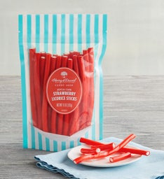 Strawberry Licorice Sticks