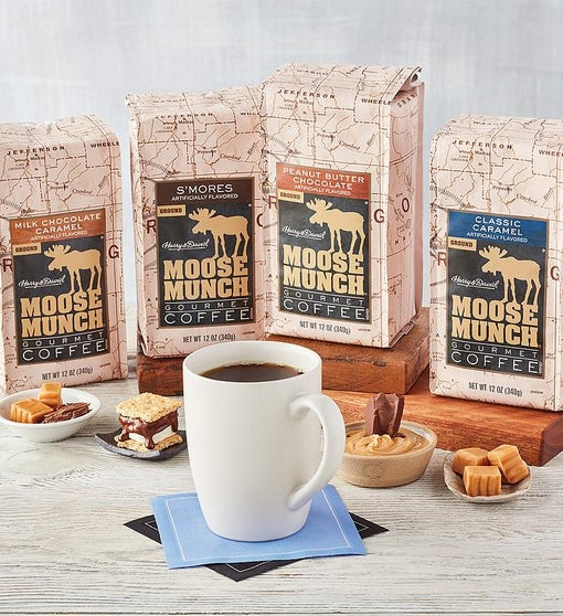 Moose Munch® Ground Coffee Collection