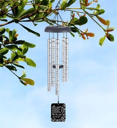 Too Beautiful For Earth Angel Wind Chime