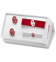 Oklahoma University Sooners 3-Piece Gift Set