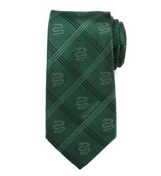 Slytherin Plaid Tie