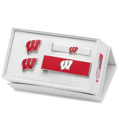 University of Wisconsin Badgers 3-Piece Gift Set