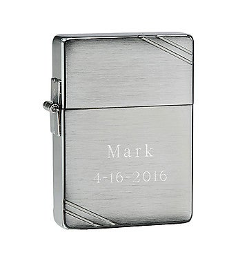 Custom Zippo 1935 Replica Lighter