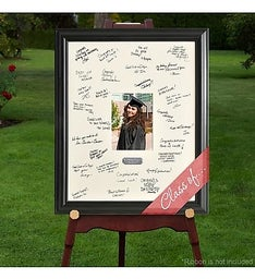 Personalized Graduation Signature Frame