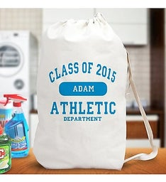 Personalized School Laundry Bag