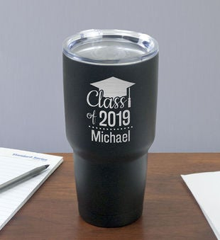 Engraved Class Of... Tumbler