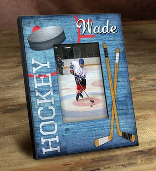 Personalized Kids Sports Frames