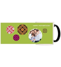 Personalized Mom Spheres Magic Mug