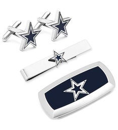 Dallas Cowboys 3-Piece Cushion Gift Set