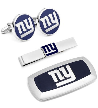 New York Giants 3-Piece Cushion Gift Set