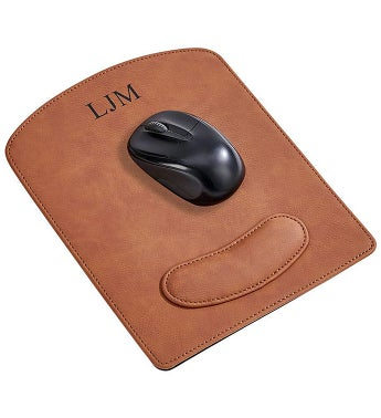 Personalized Leatherette Mouse Pad