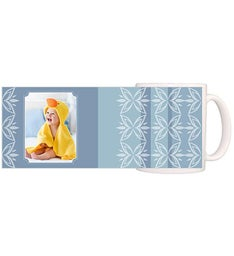 Personalized Tropical Sky Magic Mug