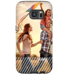Personalized Simplicity Samsung Galaxy S6 Case