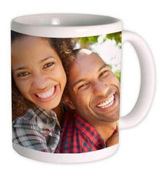Personalized Full Bleed Photo Mug