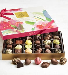 Godiva Limited Edition Spring Chocolates Box